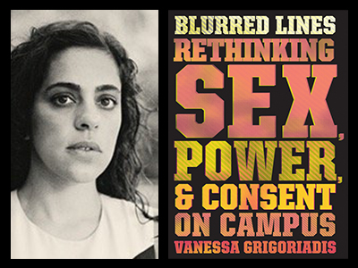 "Vanessa Grigoriadis ""Blurred Lines"""